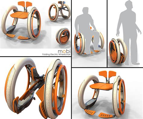 chaise roulante pliable 35 wildly wonderful wheelchair design concepts