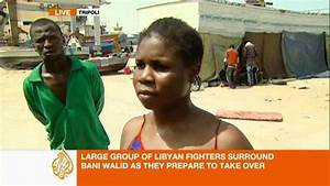 Dark skinned people in Libya say they suffer at hands of ...