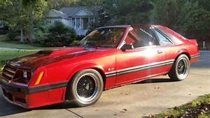 1982 Ford Mustang GT Hatchback 2-Door 5.0L for sale - Ford Mustang GT 1982 for sale in ...