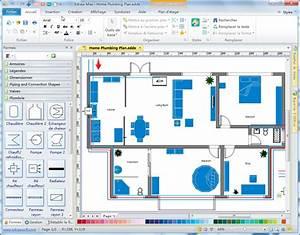 Logiciel Pour Faire Des Plans De Batiments : logiciel de plan de plomberie et de tuyauterie ~ Premium-room.com Idées de Décoration