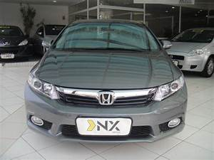 Honda Civic 2 0 Lxr 16v Flex 4p Autom U00c1tico 2013  2014