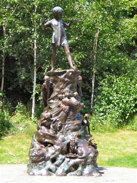 pan in kensington gardens kensington gardens pan statue