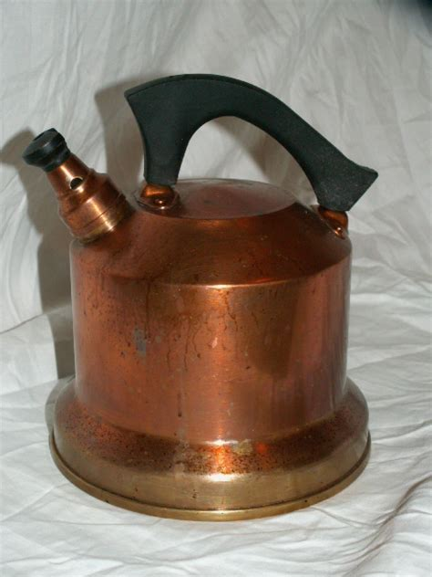 west bend solid copper kettle collectors weekly