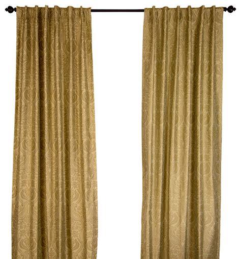 brown gold and green curtains curtain menzilperde net