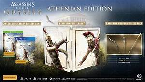 Assassin's Creed Odyssey Athenian Edition | PS4 | On Sale ...