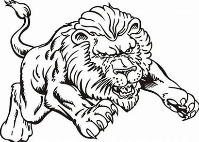 Lion Coloring Pages Clipartmag