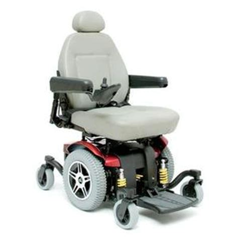 Pronto Power Chair M91 by Invacare Pronto M91 Invacare Size