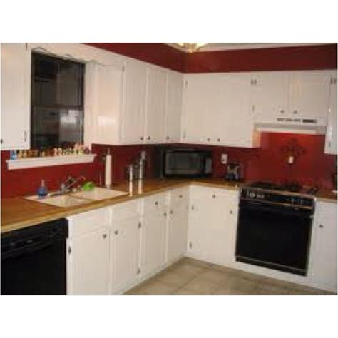 red kitchen walls with white cabinets red walls an white cabinets for kitchen house items and