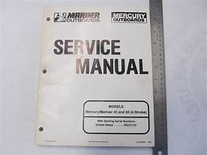 1995 Mercury Mariner Outboard Service Manual 45