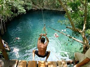 Cenote Cancun Tour