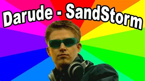 Song Name Meme - what is darude sandstorm the history and origin of the quot song name quot memes youtube