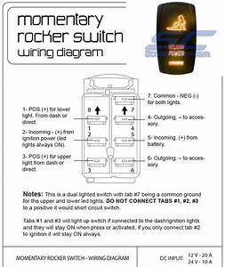 Warn Winch Rocker Switch Wiring Diagram