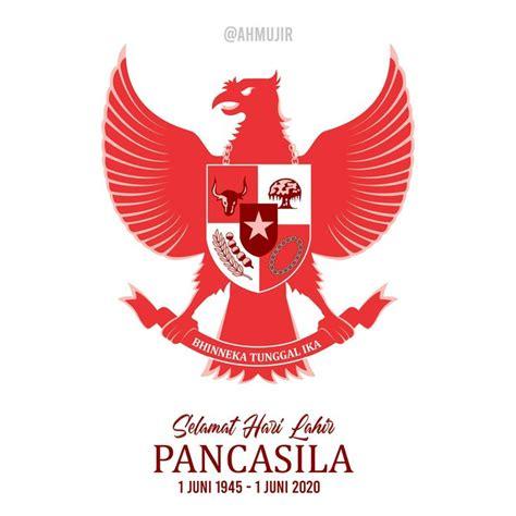 Lahirnya pancasila adalah judul pidato yang disampaikan oleh soekarno dalam sidang dokuritsu junbi cosakai (bahasa indonesia: Selamat Hari Lahir Pancasila by @ahmujir