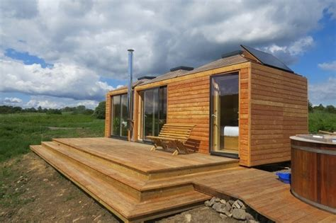 ecopods offer simple stylish  grid living