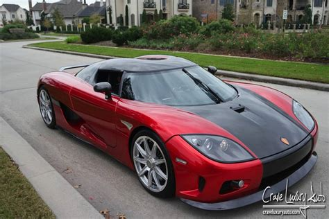 2009 Koenigsegg Ccx #067 For Sale At .4 Million In Texas