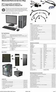 Hp Compaq Presario Presario 5005 Repair Service Manual User Guides