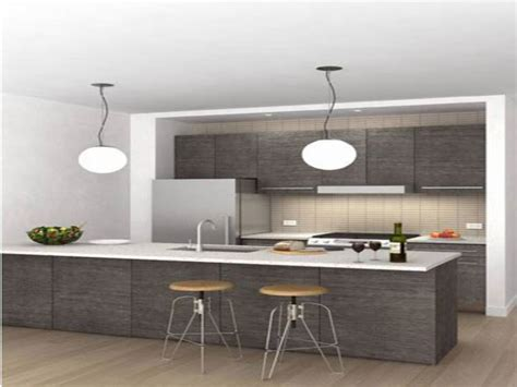 Small Contemporary House Designs, Small Condo Kitchen