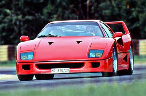 Ferrari F40 1987-1992 Review (2017)   Autocar