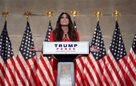 guilfoyle kimberly speech convention republican puerto ricans generation american national push largely recorded virtual washington remarks delivers lamarque kevin monday