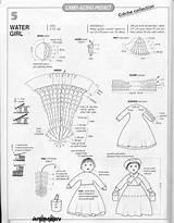 Uncinetto Crochet Presepe Pianetadonna Coloring Thread Bertafilava Google Album Articolo sketch template