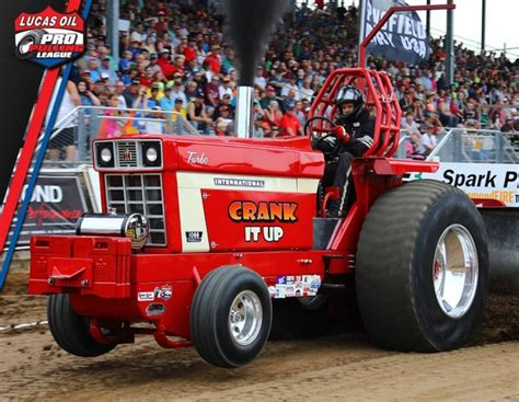 National Truck, Tractor Pulls Coming To Michigan