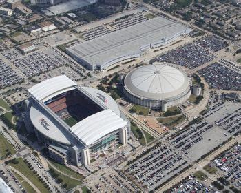 reliant stadium aerial picture  houston texans photo