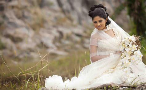 Sri Lanka Bridal Model Fashion Photos