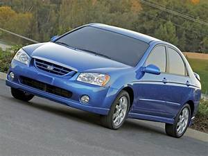 2003 Kia Spectra Reviews  Specs And Prices