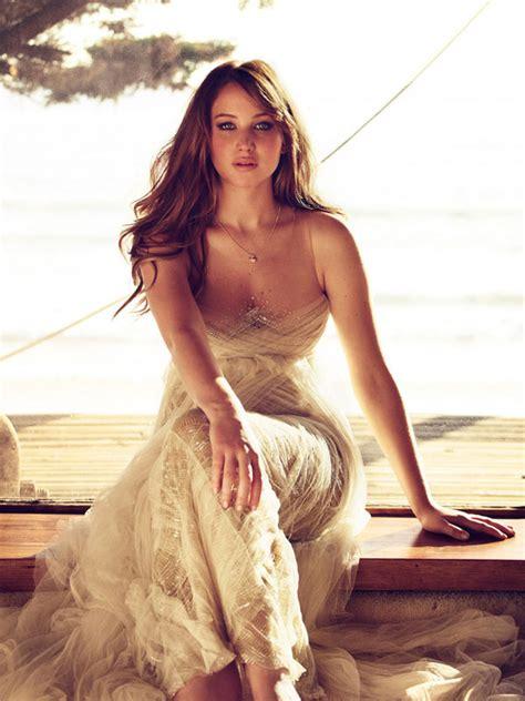 Celebrities Spy Jennifer Lawrence Glamour Us And Uk