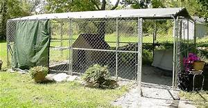 639 wide kennel covers for 20x20 dog pen
