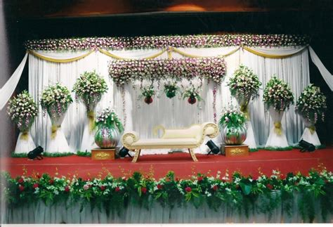 bangalore stage decoration design 350 weddingokay wedding decorators in bangalore