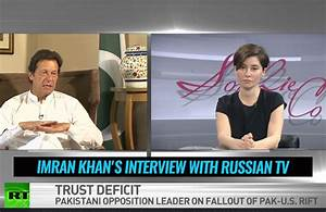 Imran Khan's interview with Russian TV | Pakistan Tehreek ...