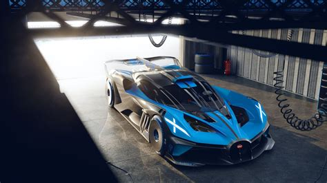 1,240 kg of carbon and titanium moved by 1,850 hp and the same number of nm of torque. 1,825 HP Bugatti Bolide Track Car Revealed, Limited Production Considered - autoevolution