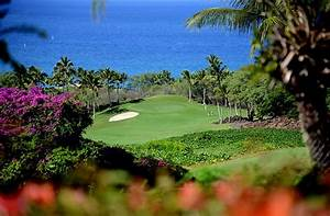 Wailea Golf Club Emerald Course  Maui  Hawaii