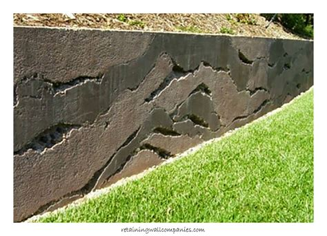 poured concrete retaining wall poured concrete retaining walls retaining wall companies