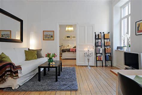 simple open plan design ideas ideas photo swedish 58 square meter apartment interior design with