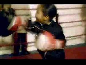 5 year old Pretty Boy Bam Bam in Action - YouTube