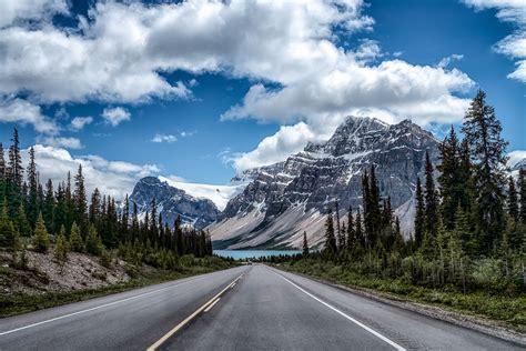 road, Mountains, Landscape, Trees Wallpapers HD / Desktop ...