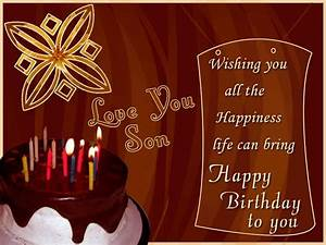 Birthday Wishes For Step Son Birthday Images Pictures