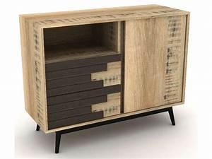 Ensemble Meuble Tv Conforama : bahut compact bahut vaisselier et conforama ~ Dailycaller-alerts.com Idées de Décoration