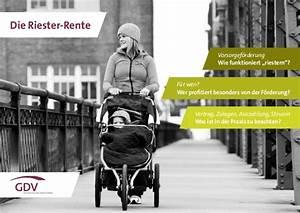 Riester Rente Vorzeitige Auszahlung Berechnen : gdv riester rente ~ Themetempest.com Abrechnung
