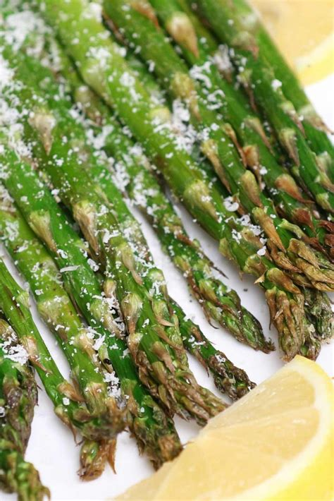 asparagus fryer air cook perfect roasted incredibly once comes every easy