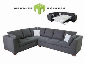 canape lit a vendre montreal maison et mobilier d39interieur With canapé lit montreal