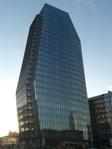 Diamond Tower - Milan, Italy