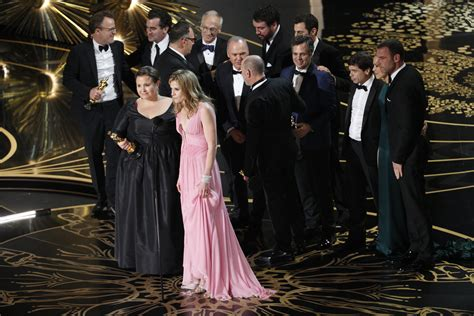 Academy Awards Best Picture Spotlight Is A 2016 Oscar Winner For Best Picture
