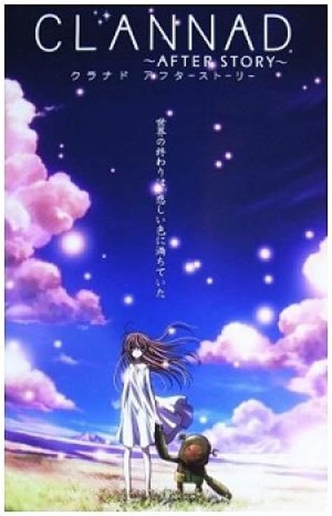 clannad after story serie de tv 2008 filmaffinity