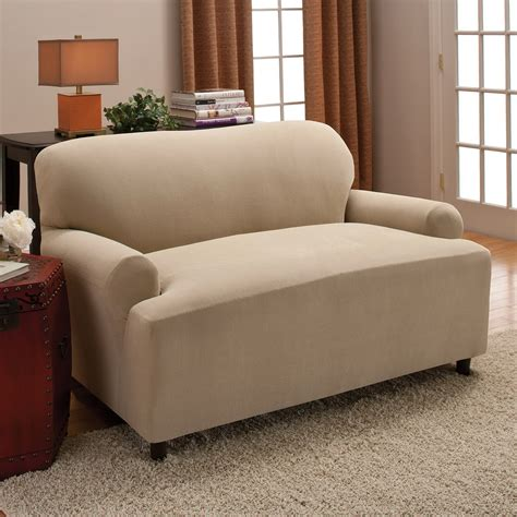 T Cushion Sofa Slipcover 2 Piece Home Design Ideas