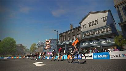 Zwift Cycling Yorkshire Uci Esports Championships Guest