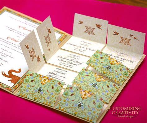 super creative wedding invites    shaadi