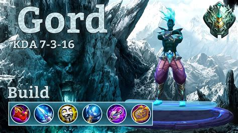 Gord Back To Epic Rank!